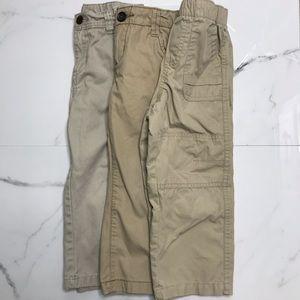 Bundle toddler boy pants